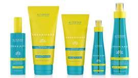 Alter Ego Italy ofrece una línea de productos para cuidar el cabello que está muy expuesto a daños ambientales provocados por la excesiva exposición al sol, al cloro y a la sal