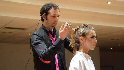 Richard Jara vuelve a Barcelona Beauty School