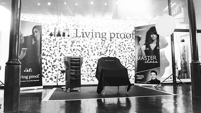 Master Class con Michael Shaun by Living Proof