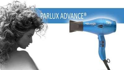 Nuevo Parlux ionic&ceramic advance® light: tecnológicamente avanzado y futurista