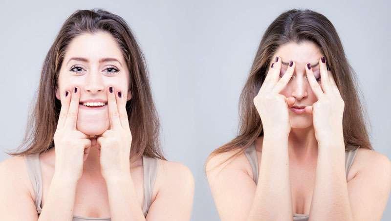 Rejuvenecer gracias al yoga facial