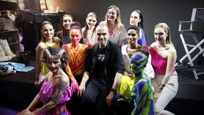 Ten Image by Cazcarra revoluciona la Pasarela Beauty BCN con una arriesgada apuesta de maquillaje estival