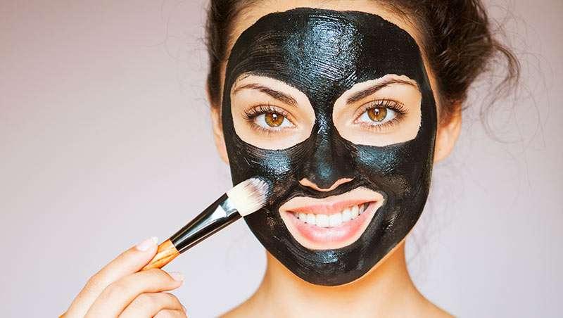 uso del carbono activado en cosmetica