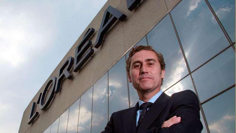 Juan Alonso de Lomas, nuevo presidente y consejero delegado de L'Oréal España