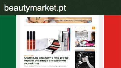 Beauty Market ya comunica en portugués