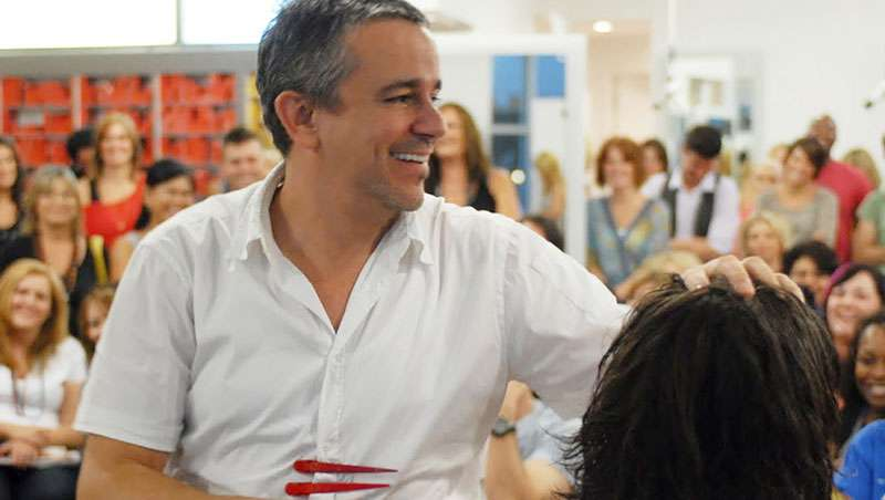 Nick Arrojo abrirá la próxima edición del Millennium Experience Hair Show en junio
