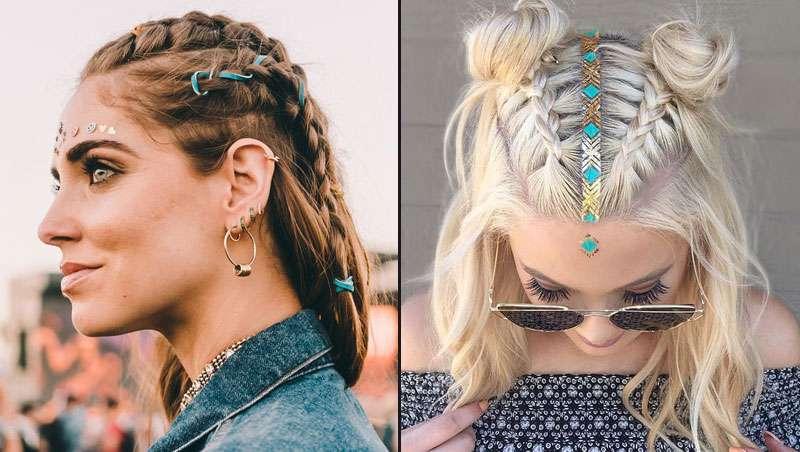 Cinco tendencias que arrasan en Coachella, según el salón Blow Dry Bar