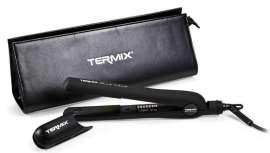 Esta prancha da Termix utiliza uma tecnologia pioneira no mercado e incorpora um regulador inteligente do calor para adaptar a temperatura ótima a cada tipo de cabelo