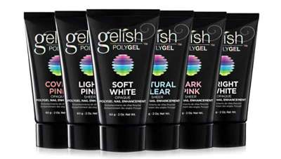 Gelish Polygel, fórmula todo en uno para uñas reforzadas