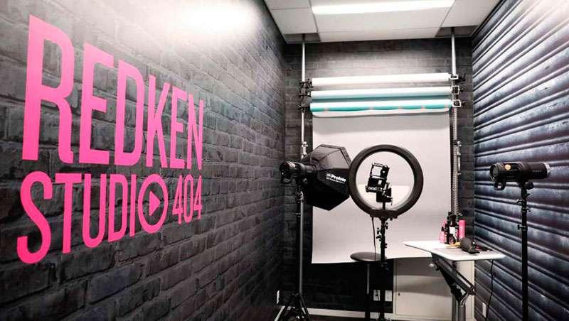 En marcha el primer estudio de Redken especializado en contenidos digitales