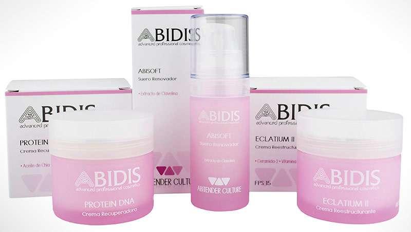 Abidis lanza una línea para el cuidado de las pieles más sensibles