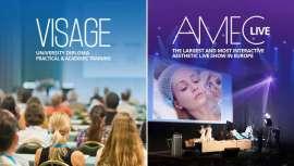 Los próximos 15, 16 y 17 de septiembre se celebrarán en el Grimaldi Forum de Mónaco dos congresos conjuntos: AMEC Live y VISAGE