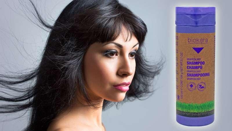 Salerm Cosmetics lança o shampoo Grapeology em formato de viagem