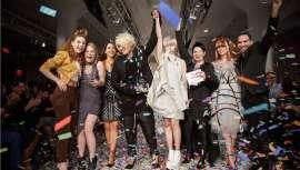 El pasado 29 de abril, un total de 15 finalistas participaron en la final regional de la competición TrendVision, organizada por Wella Professionals, en el recinto del Metropolitan West neoyorquino