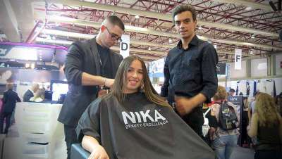 LVM: 'Hair in Motion'