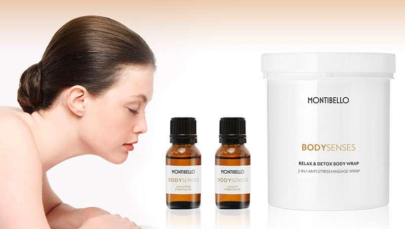 Auténtico relax con el tratamiento Bienestar Detox