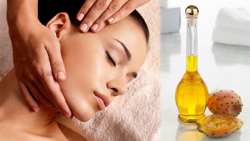 Los beneficios del aceite de semillas de nopal en la belleza