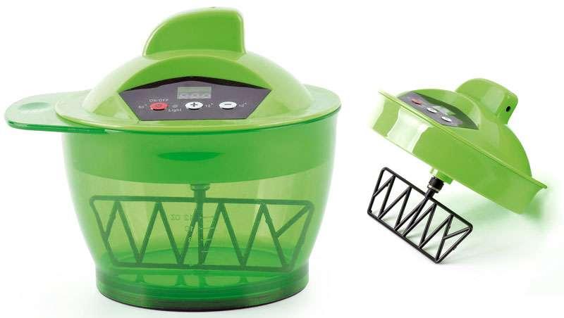 Dye Mixer Green, el mezclador de tinte eléctrico de Perfect Beauty
