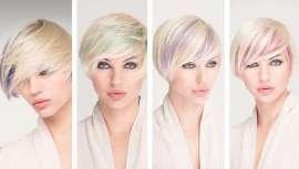 Echosline presenta su nueva línea de seis colores pastel: tres tonos de fantasía con reflejos violeta y tres de fantasía a base de pasteles transparentes