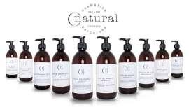 Se trata de una marca basada en la cosmética natural de origen vegetal