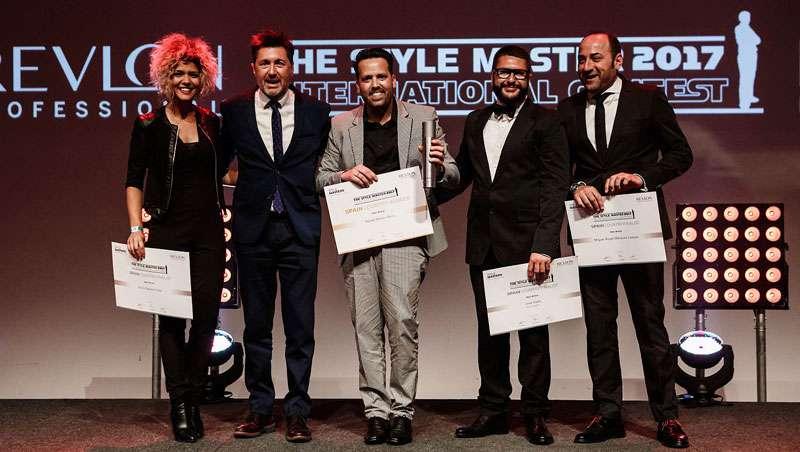 Los estilistas españoles triunfan en el Style Masters Show de Revlon