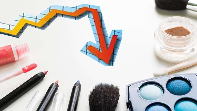 Shiseido pierde un 48,7% de beneficio en el primer trimestre del año