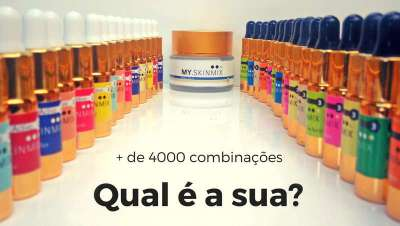 My.Skinmix, o creme do it yourself