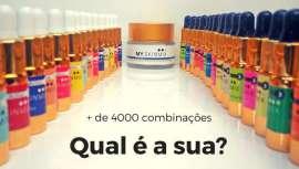 A startup 100% portuguesa apresenta um novo conceito de cuidados da pele. Na sua plataforma online, a My.Skinmix permite a formulação de um creme cosmético personalizado ao nível da textura, ação e cheiro