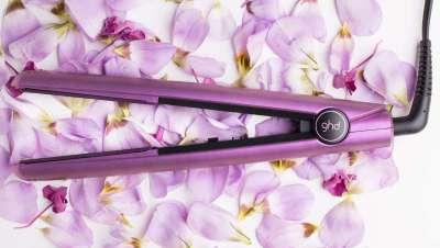 El púrpura, color objeto de deseo de ghd
