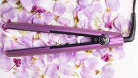 Llega el color más deseado de la mano de la nueva styler ghd IV Purple styler