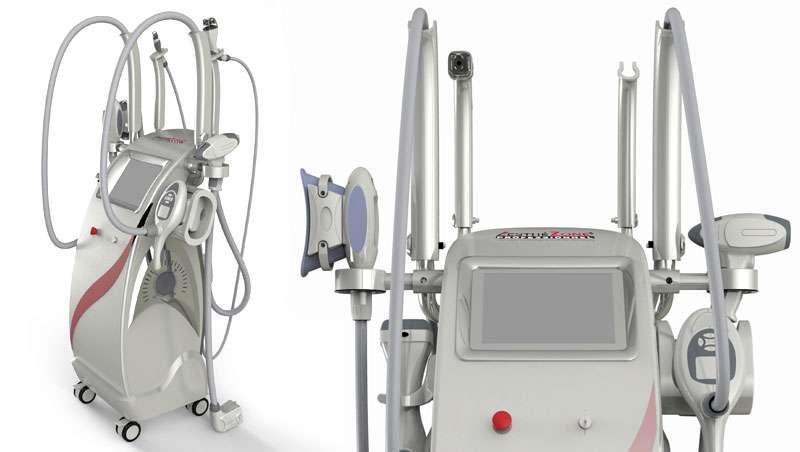 Robot Ramason combina siete tecnologías para tratamientos faciales y corporales