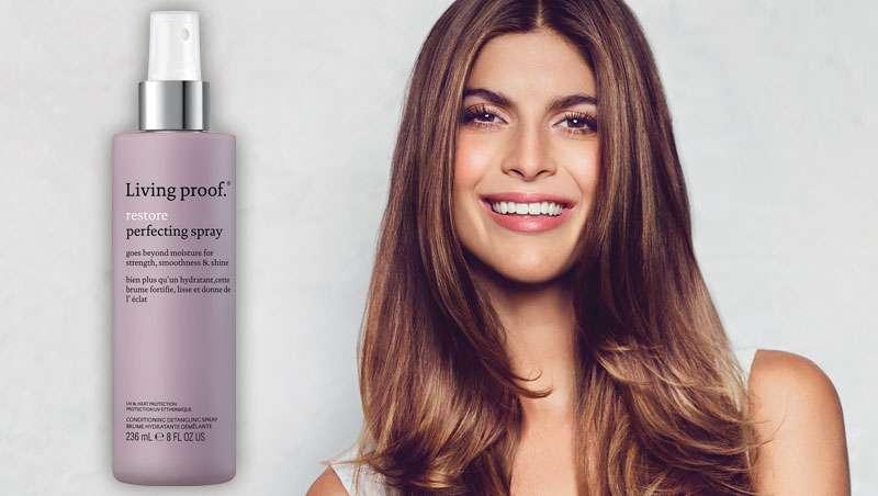 Restore Perfecting Spray acondiciona y restablece la salud del cabello