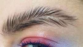 La maquilladora finlandesa Stella Sironen compartió una foto en las redes a modo de broma, mostrando sus cejas peinadas formando una pluma. Pero la abrumadora respuesta de sus seguidores convirtió su atrevimiento en la tendencia de la temporada