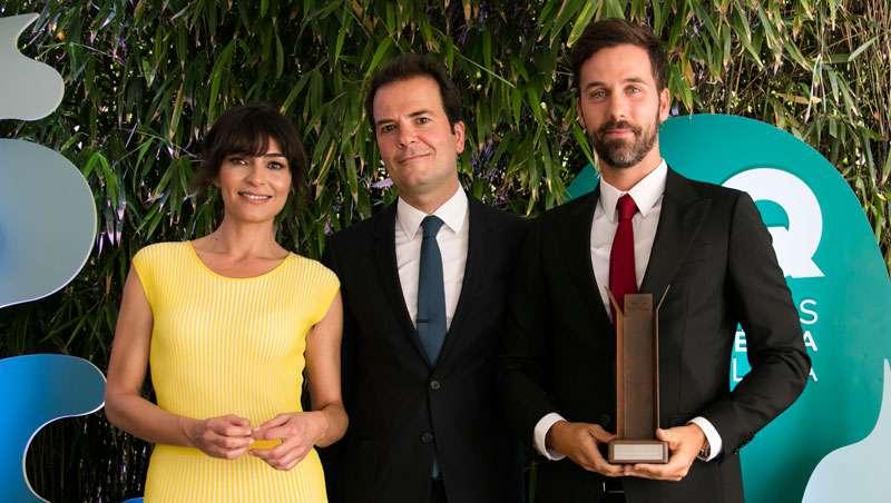 Los Premios GQ de Cosmética Masculina galardonan a I.C.O.N.
