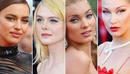 Teresa F. Quero, directora de la Asociación de Maquilladores, comenta los looks de algunas famosas presentes en la gala