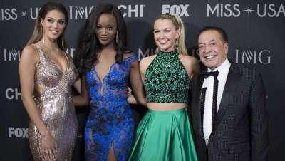 Farouk Systems patrocina, un año más, el concurso de belleza Miss USA 2017