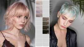 Este verano los colores tendencia vienen de la mano de Yo Color System, que permite estar a la moda y cuidar el cabello cuando realizamos cambios