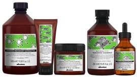 Davines amplia a sua icónica linha NaturalTech com Renewing, uma gama de produtos formulados para manter o bem-estar do couro cabeludo e cabelo e prevenir o envelhecimento de ambos