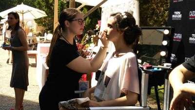 Cazcarra Image Group, maquillador oficial de The Wedding Market