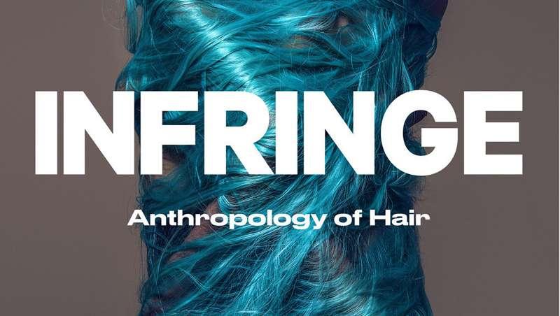Aterriza Infringe, la revista del arte del cabello.