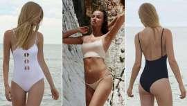 Esta gama de trajes de baño inteligentes ha sido confeccionada con un tejido que nutre la piel al primer contacto con ella