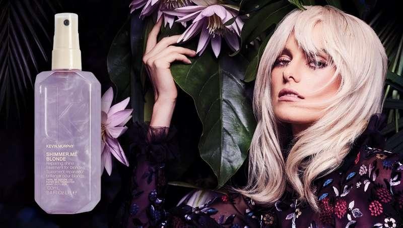 Shimmer.Me Blonde, nuevo tratamiento restaurador de brillo para cabellos rubios