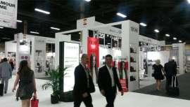 Un total de 12 expositores españoles han participado en la principal feria Business to Business del sector de la cosmética en Estados Unidos, Cosmoprof North America