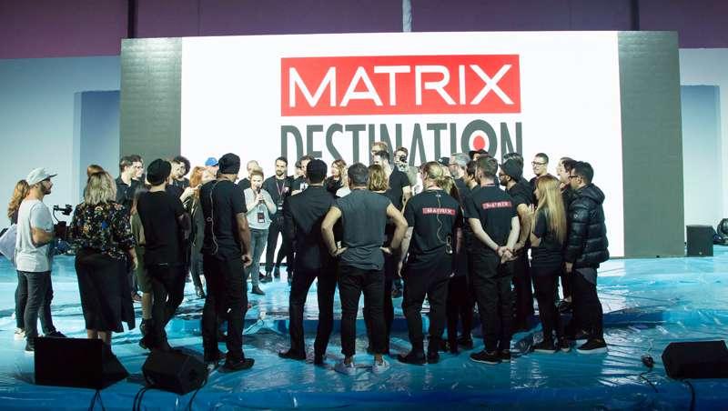 Ya se conoce el cartel del próximo Matrix Destination 2018