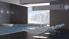 Luxo es el módulo de bronceado ISO Italia que permite combinar bronceado y bienestar en la misma sesión