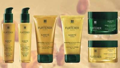 Karité Hydra e Nutri, novos rituais para hidratar até os cabelos mais secos