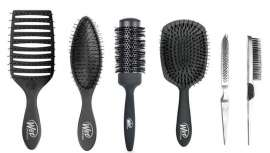A firma apresenta esta revolucionária gama de escovas que se adaptam às necessidades de cada cabelo