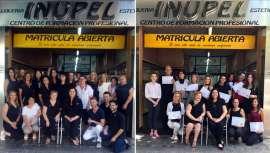 El centro Inupel de Valencia ha albergado este curso de doble formación de Jueces de competición Inja durante el mes de julio