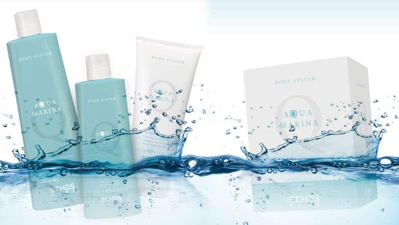 Aquamarina, inspirada en las propiedades beneficiosas del mar para cuerpo y cabello