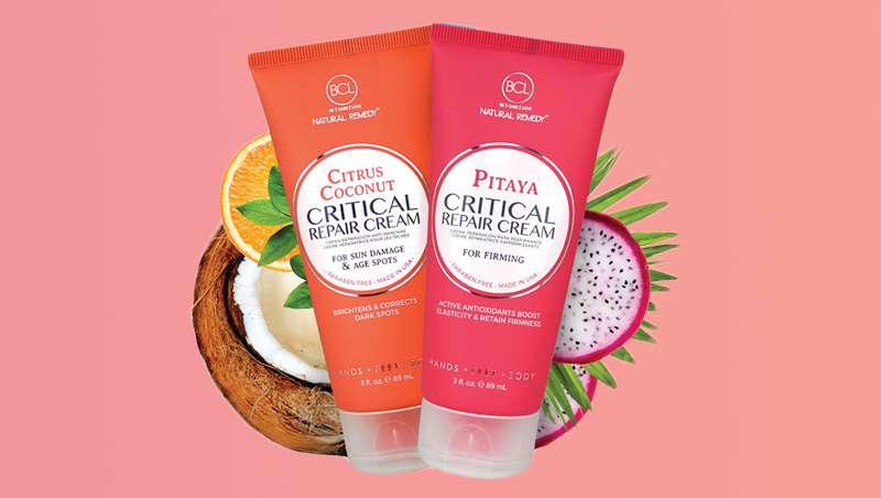 Los beneficios de las dos nuevas cremas Critical de BCL Spa